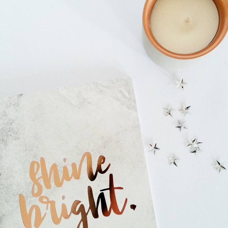 """82 Likes, 4 Comments - INCA Collective // Soy Candles (@incacollective) on Instagram: """"Getting ready for the week ahead. Have a great week everyone...shine bright! #INCAcollective"""""""