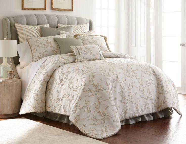 Lexington 4 Piece Luxury Comforter Set
