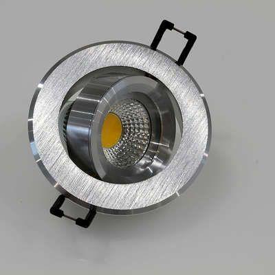 New LED Einbauleuchten Ring schwenkbar f r mm GU MR LED Lam