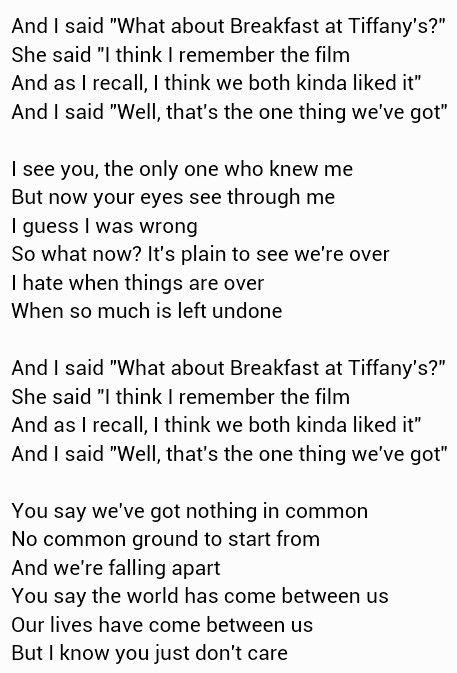 45 Best Lyrics Images On Pinterest Lyrics Music Lyrics