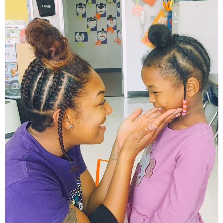 Teacher Wears Same Hairstyle As Student To Show She's Important | MadameNoire
