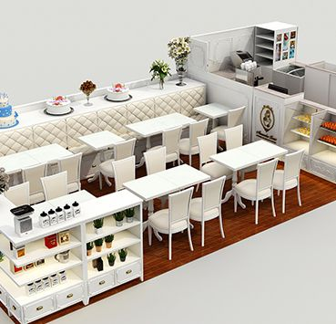 Quiosques para Shopping Alessandra Tonisi