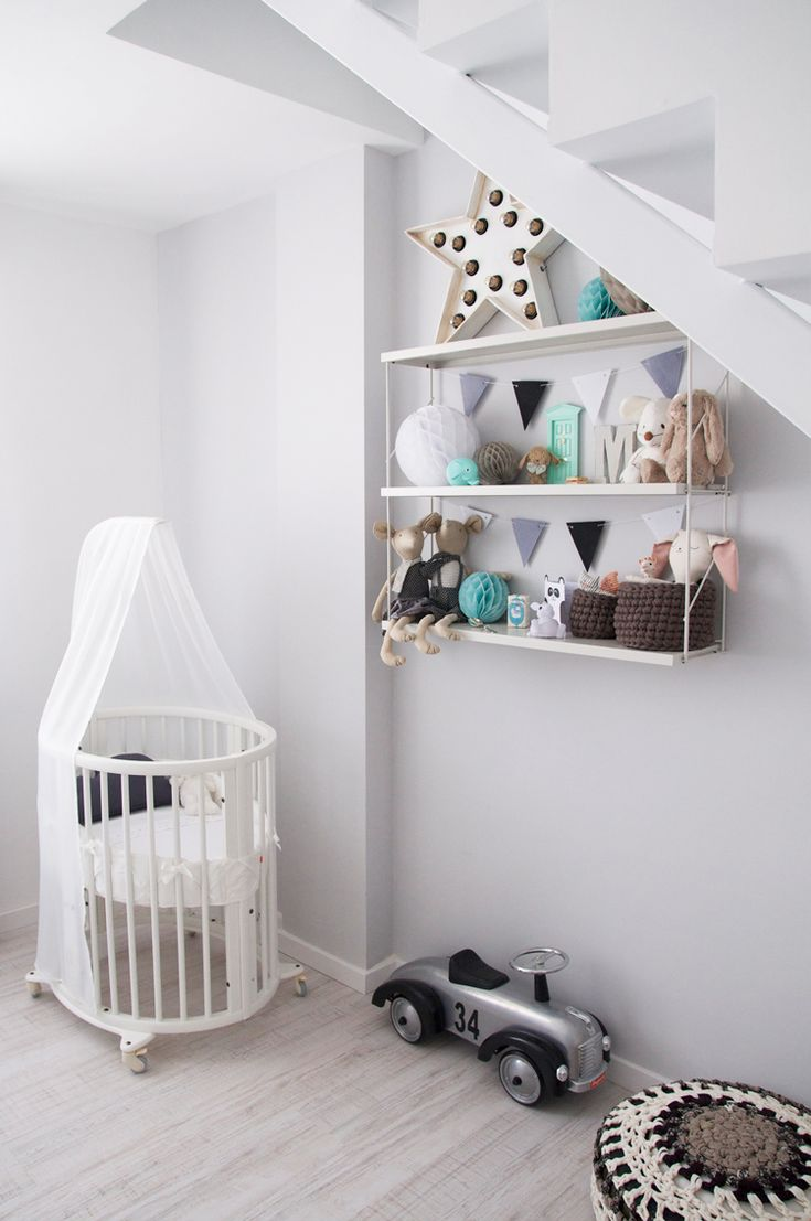 690 Best White Baby Rooms Images On Pinterest Child Room
