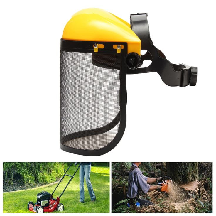 Mesh Chainsaw Safety Helmet Logging Brushcutter Forestry Visor Hard Hat. Description :  Mesh Chainsaw Safety Helmet Logging Brushcutter Forestry Visor Hard Hat     Features :   This is a professional forestry or farming safe helmet completed with safety visor. It is a perfect protector when you are trimming garden or logging. With comfortable sweatband and adjustable headband to fit your head. Mesh visor provide full face protection.  Helmet Material: PC (Poly Carbonate) Mesh…