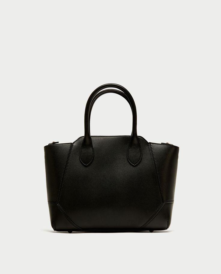Image 2 of MEDIUM TOTE BAG from Zara