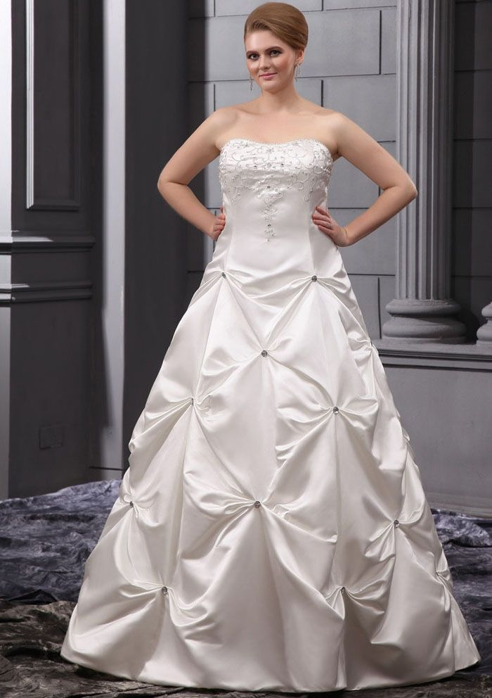 14 best plus size wedding gowns images on pinterest | homecoming
