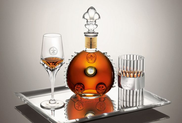 """LOUIS XIII is a cognac like no other. Coming exclusively from the prestigious growth of Grande Champagne, LOUIS XIII has been an ambassador of the French art-de-vivre since its origins in 1874. Mr. Georges Clot, a former LOUIS XIII Cellar Master, used to say: """"When you discover LOUIS XIII, you become a different man""""  Find the exquisite LOUIS XIII cognac at Flora! #LouisXIII #cognac #FloraSuperMarkets #Mykonos #84600"""