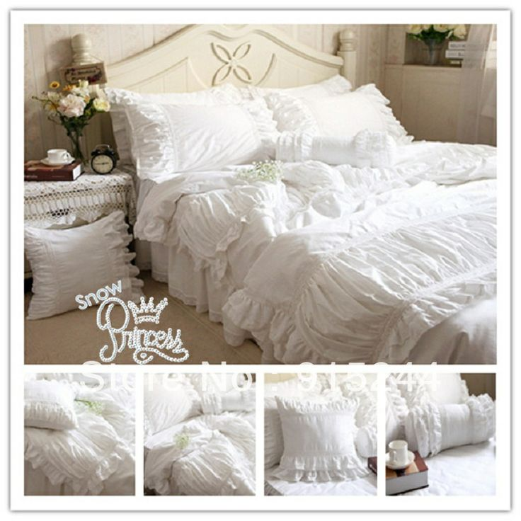 91 best images about Lace Elegant bedding set on Pinterest