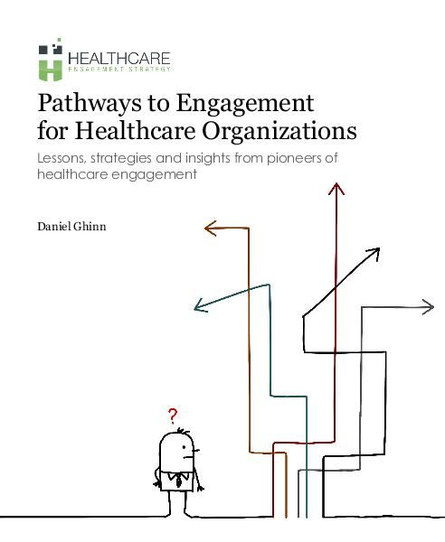 engagement for healthcare organizations by daniel ghinn #books #healthcare
