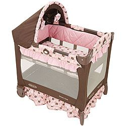 graco bedroom bassinet portable crib. @overstock.com - graco travel lite crib can also work as a bassinet portable bedroom k