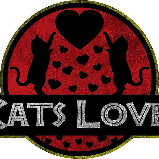 #Cats #love #design #tshirt #redbubble