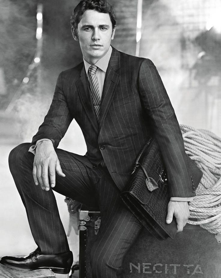 James Franco for Gucci