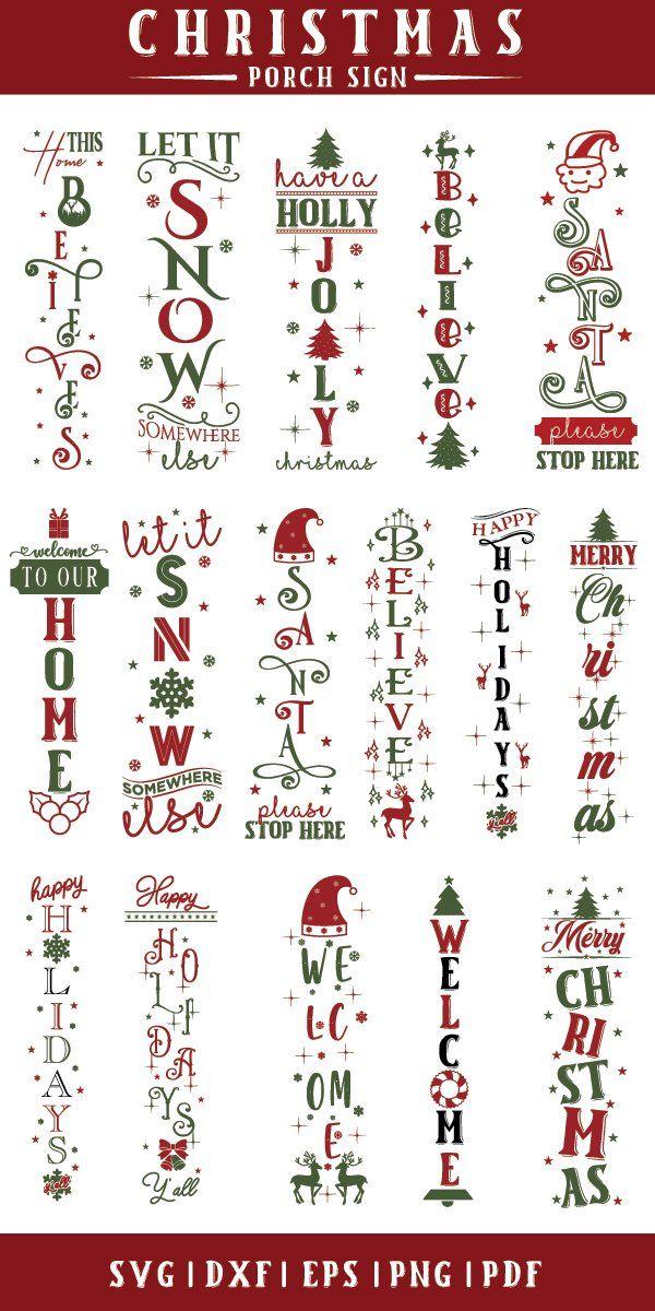 Crafty mug design from 30 minute crafts. Christmas Porch Sign Svg Bundle Svg Dxf Eps Png Pdf Christmas Christmassvg Christmasporchsignbundle Ch Porch Signs Christmas Porch Christmas Svg Files