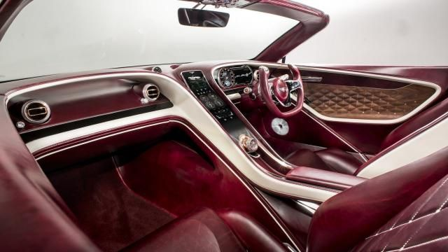 Bentley pokazał nowy samochód. Wygląda świetnie ijest...elektryczny