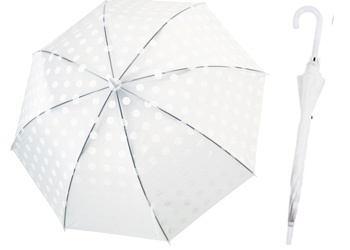 Large-spot-frosted Umbrella
