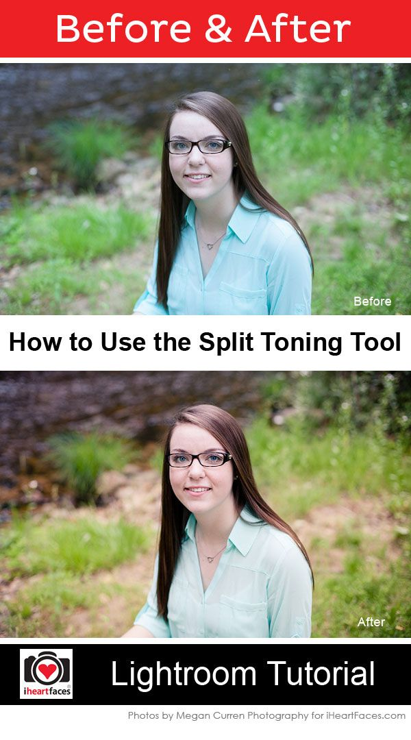 How to Use the Split Toning Tool in Lightroom. http://www.iheartfaces.com/2014/09/how-to-use-split-toning-tool-in-lightroom/