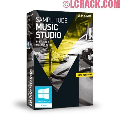 MAGIX Samplitude Music Studio 2017 v23.0 Incl Crack