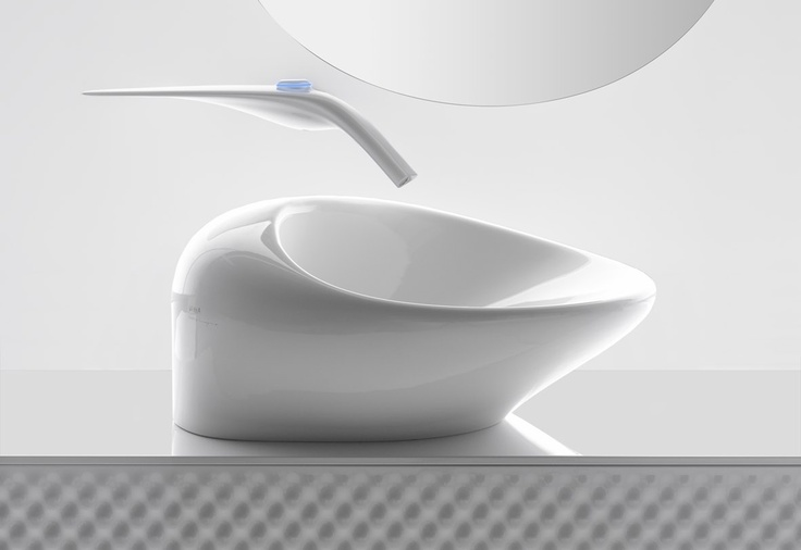 Ross Lovegrove  VitrA Bathroom  Freedom WC and bidet