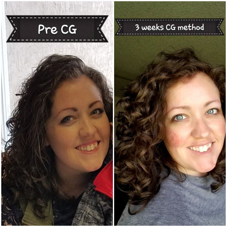 Curly girl method it works return the health and shine
