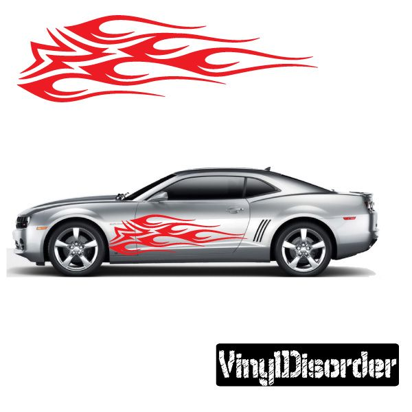 Best Solid Flames Images On Pinterest Cars Html And Vinyl Decals - Lightning mcqueen custom vinyl decals for carlightning mcqueen camaro car decals unique items racing