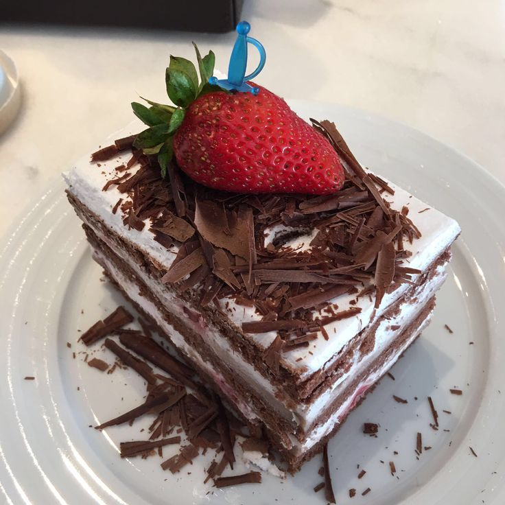 Delicious birthday cake sensatori Fethiye.