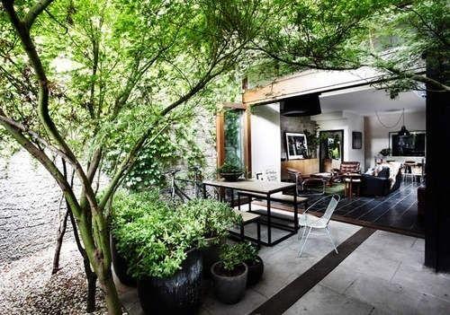 aestatestudio:  Green Terrace