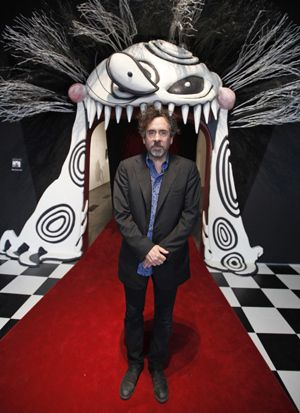 Tim Burton a Hit at MoMA -- The third highest attendance of any exhibition in the museum's history (behind Picasso and Matisse).
