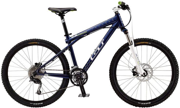 GT Mountain Bikes, Mountain bikes, Multi speed