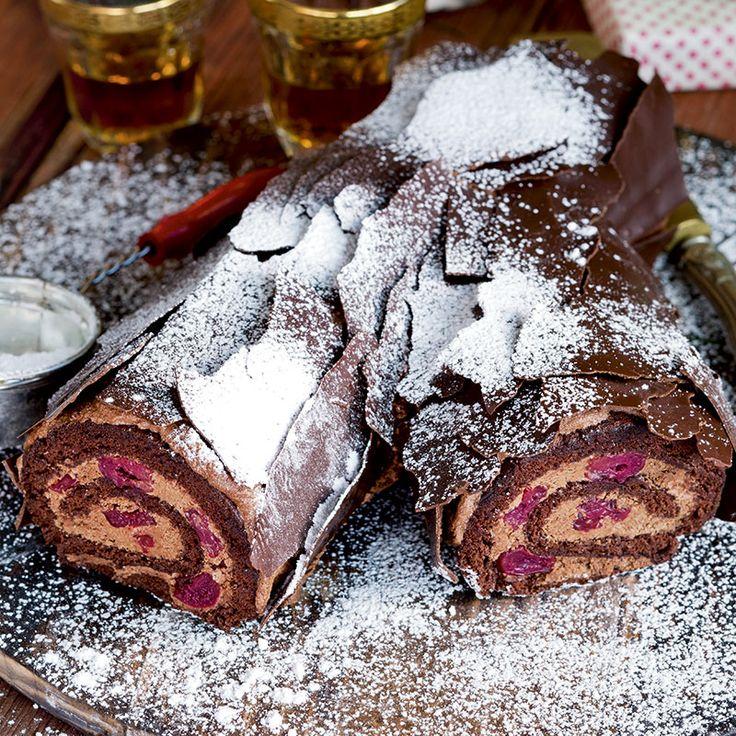 Lika läcker till dessert som till fikat!