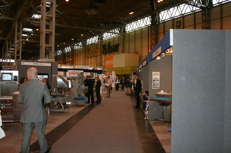 PPMA 2012 at the NEC Birmingham