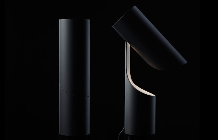 Mutatio the transforming lamp by me for Le Klint