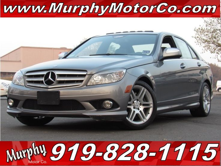First look!  2008 Mercedes-Benz C-Class C350 Sport  just added to inventory!  http://p.dsscars.com/WDDGF56X08R027419