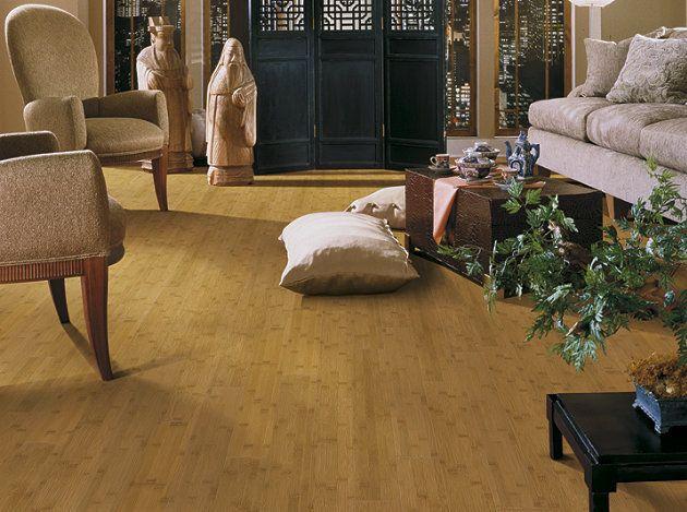 Shaw Hardwood Flooring - Bamboo Horizontal Georgia Carpet Industries