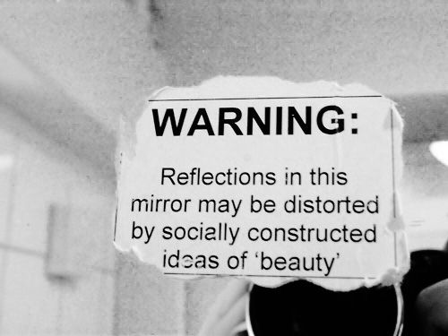 YOU ARE BEAUTIFUL. Inside and out. Don't let anyone, or even that little voice inside your head, tell you otherwise!