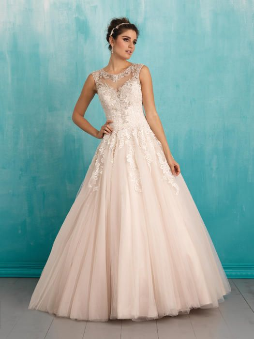 Allure Bridals 9323 Allure Bridal Shopusabridal.com by Bridal Warehouse - Bridal, Prom, Quinceanera, Special Occasion
