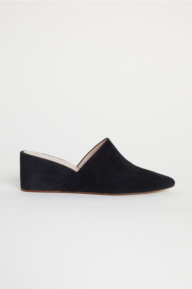 Suet Terlik Bayan Ayakkabi Siyah Ayakkabilar Ayakkabi Bot
