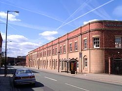 Manchester Liverpool Road railway station - Wikipedia, the free encyclopedia