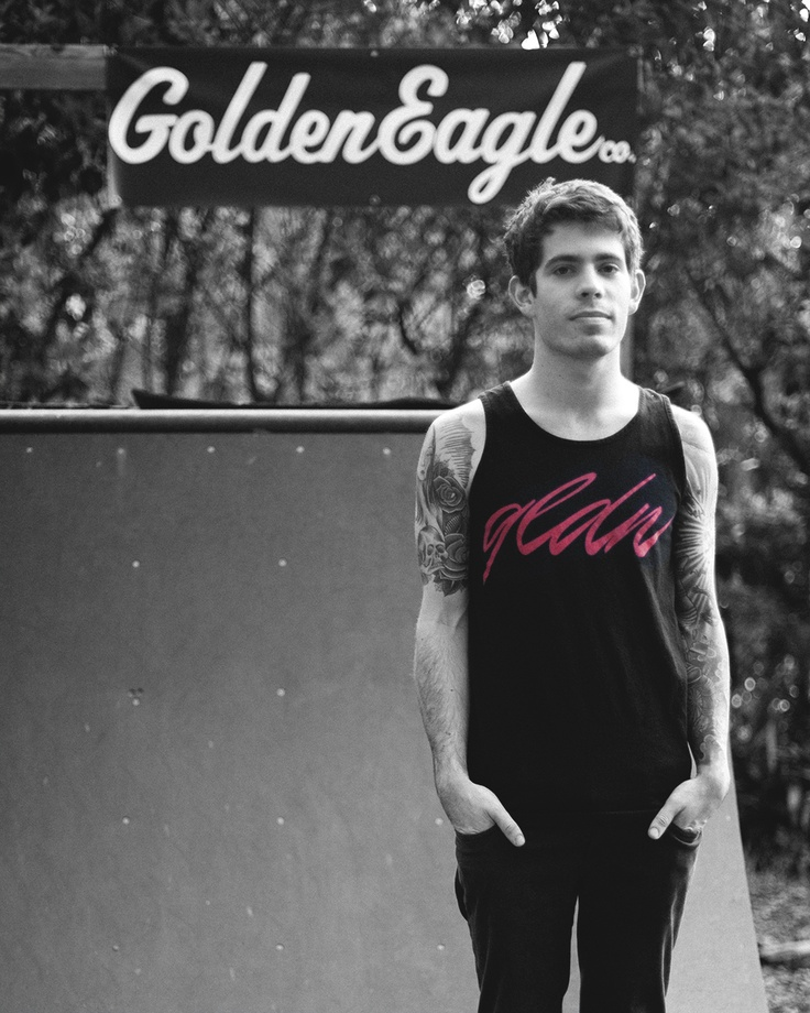 Alexander Shelnutt of A Day To Remember | Eagle Sightings ... A Day To Remember Golden Eagle