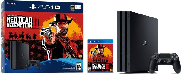 The Best Ps4 Black Friday Deals 2019 Ps4 Pro Slim Psvr Games And More Ps4 Pro Console Red Dead Redemption Ps4 Console