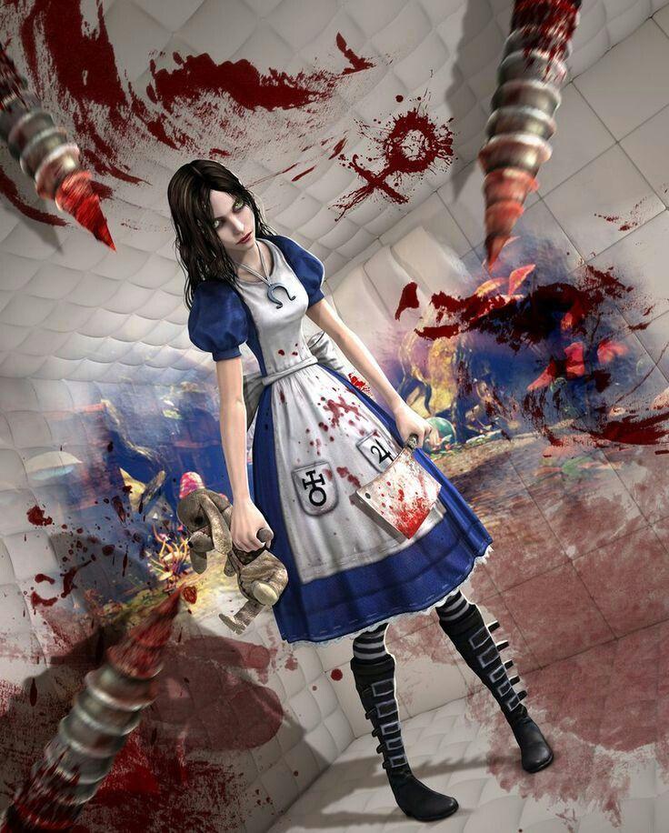 алиса безумие возвращается картинки алисы