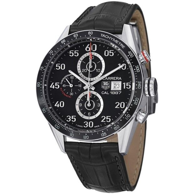 25 best ideas about top mens watches men s top men watches tag heuer carrera automatic mens watch the tag heuer watch has a inches leather band the date and time of the model are easily readable