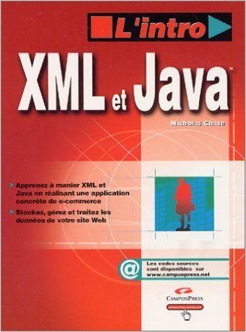 Xml et java intro: Amazon.com: Case Nicholas: Books