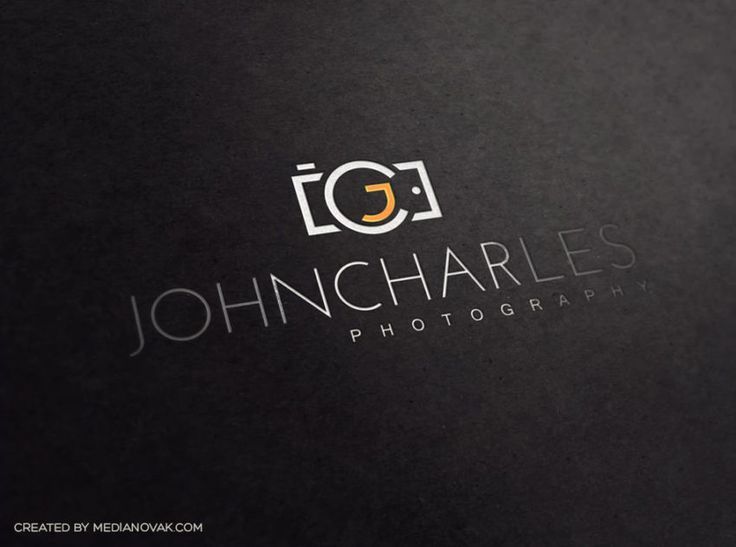 7 best photography logos images on Pinterest