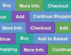 Free Buttons For Your Online Shop #graphics #resources #website