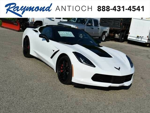 2019 Chevrolet Corvette Z06 Coupe 2lz Pkg Automatic Msrp 89415