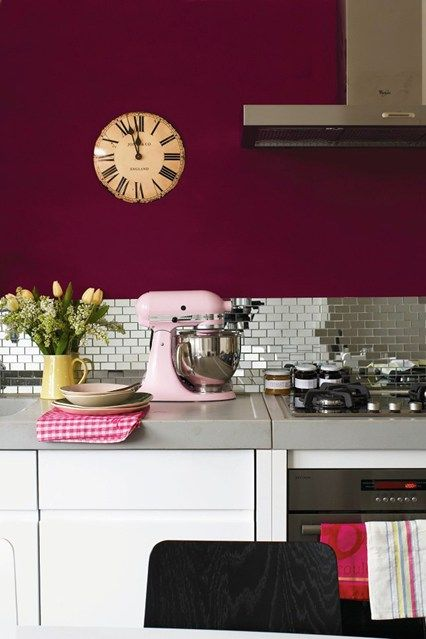 Choose Mirrored Tiles   Decorating With Mirrors   Design Ideas  (EasyLiving.co.uk