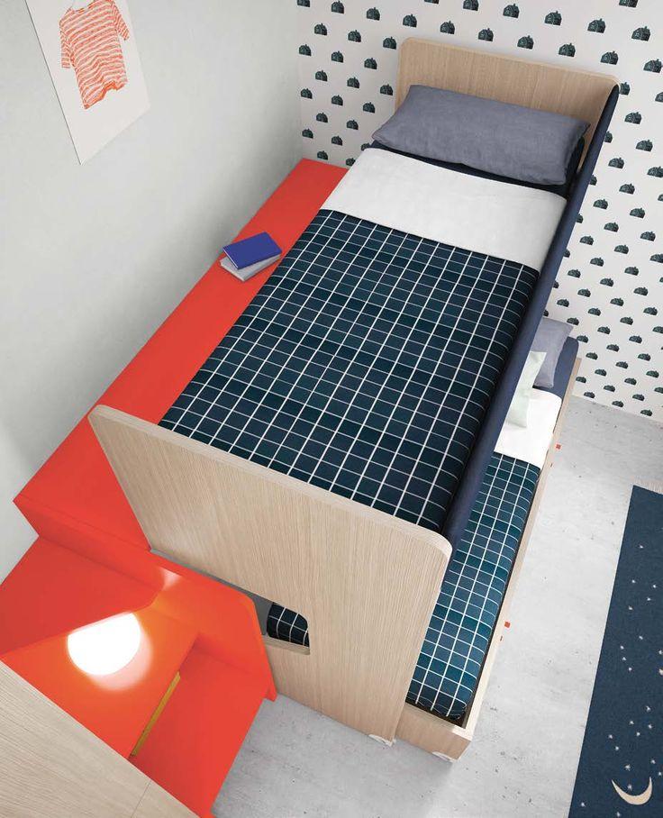 Muebles pulido decoracion e interiorismo madrid litera - Decoracion e interiorismo madrid ...