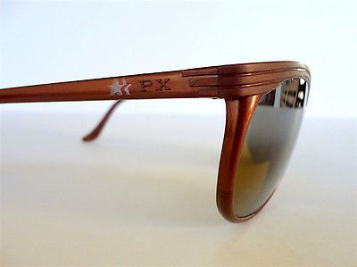 Vintage VUARNET PX 002 1984 LA Olympic Games Skilynx Cat eye France Sunglasses