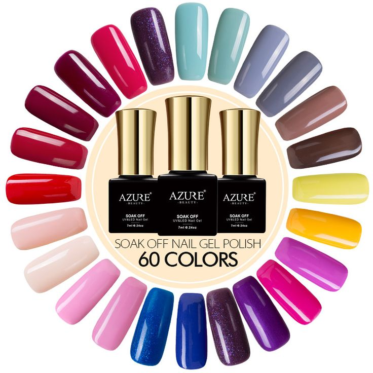 313 best Nail Gel images on Pinterest | Nail polish, Nail polishes ...