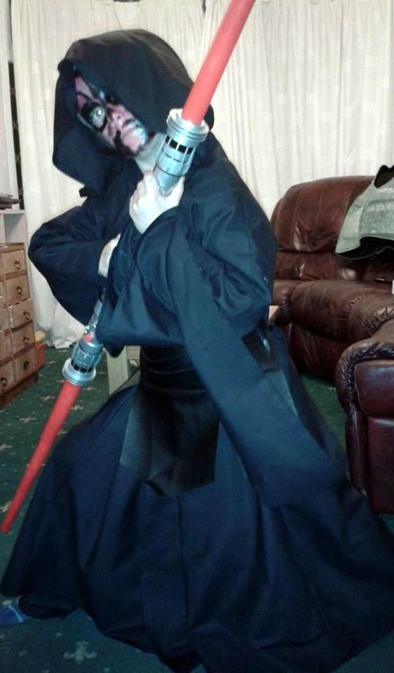 Children's Darth Maul Costume All sizes available 7 by Kenickys